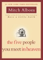Product The Five People You Meet in Heaven