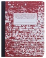 Product Brick in the Wall Decomposition Book: Blank (Unruled) Composition Notebook With 100% Post-consumer-waste Recycled Pages
