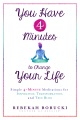 Product You Have 4 Minutes to Change Your Life