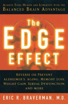 Product The Edge Effect: Achieve Total Health And Longevity With The Balanced Brain Advantage
