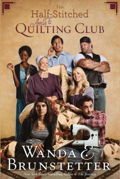Product The Half-Stitched Amish Quilting Club