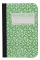 Product Parsley Pocket-Size Decomposition Book: College-Ruled Composition Notebook With 100% Post-Consumer-Waste Recycled Pages