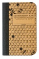 Product Honeycomb Pocket Sized Decomposition Book: College-ruled Composition Notebook With 100% Post-consumer-waste Recycled Pages