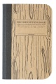 Product Woodgrain Pocket-Size Decomposition Book: College-Ruled Composition Notebook With 100% Post-Consumer-Waste Recycled Pages