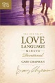 Product The One Year Love Language Minute Devotional