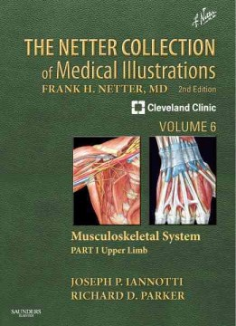 Product The Netter Collection of Medical Illustrations: Musculoskeletal System, Upper Limb