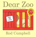 Product Dear Zoo: A Lift-the-flap Book
