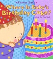 Product Where Is Baby's Birthday Cake?