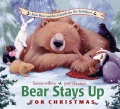 Product Bear Stays Up for Christmas