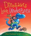 Product Dinosaurs Love Underpants
