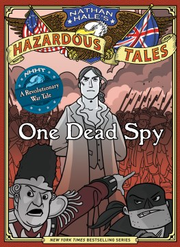 Product Nathan Hale's Hazardous Tales: One Dead Spy