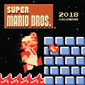 Product Super Mario Bros 2018 Calendar