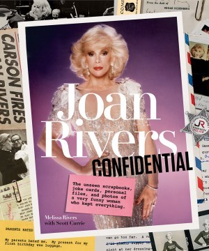 Product Joan Rivers Confidential: The Unseen Scrapbooks, Joke Cards, Personal Files, and Photos of a Very Funny Woman Who Kept Everything