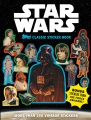 Product Star Wars Topps Classic Sticker Book