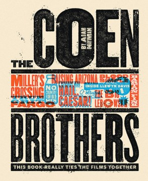 Product The Coen Brothers: This Book Really Ties the Films Together