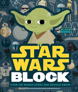 Product Star Wars Block: Over 100 Words Every Fan Should Know