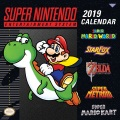 Product Super Nintendo Entertainment System 2019 Calendar