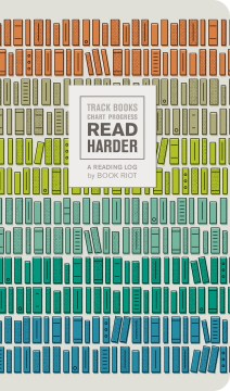 Read Harder a Reading Log