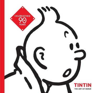 Product Tintin: The Art of Hergé