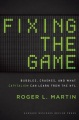 Product Fixing the Game: Bubbles, Crashes, and What Capitalism Can Learn from the NFL