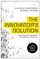 Product The Innovator's Solution: Creating and Sustaining Successful Growth