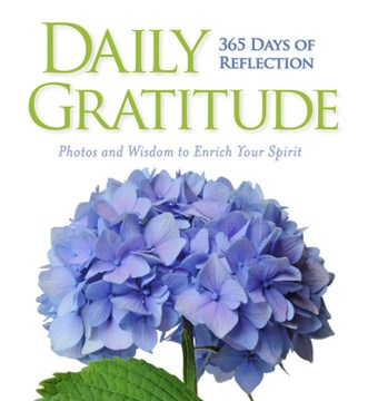 Product Daily Gratitude: 365 Days of Reflection