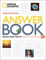 Product National Geographic Answer Book
