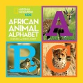 Product African Animal Alphabet