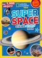 Product National Geographic Kids Super Space Sticker Activity Book: Over 1,000 Stickers!