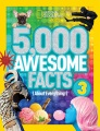 Product 5,000 Awesome Facts (About Everything!) 3