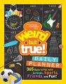 Product National Geographic Kids Weird but True Daily Plan