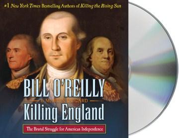 Product Killing England: The Brutal Struggle for American Independence