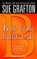 Product B Is for Burglar: A Kinsey Millhone Mystery