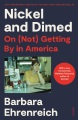 Product Nickel and Dimed: On Not Getting by in America