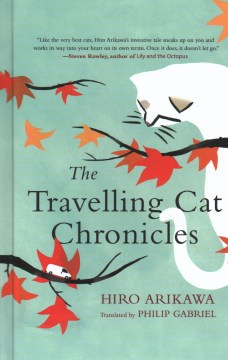 Product The Travelling Cat Chronicles
