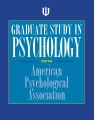 Product Graduate Study in Psychology 2019