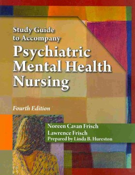 Product Psychiatric Mental Health Nursing