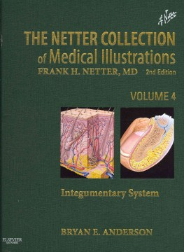 Product The Netter Collection of Medical Illustrations: Integumentary System