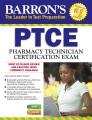 Product Barron's PTCE: Pharmacy Technician Certification Exam
