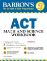 Product Barron's Act Math and Science Workbook