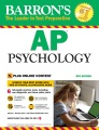 Product Barron's AP Psychology