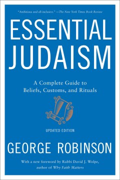 Product Essential Judaism: A Complete Guide to Beliefs, Customs & Rituals