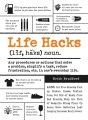 Product Life Hacks