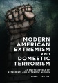 Product Modern American Extremism and Domestic Terrorism