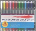 Product Studio Series Watercolor Crayon Set
