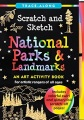 Product Scratch and Sketch National Parks & Landmarks