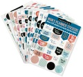 Product Essentials Mom's Planner Stickers: Set of 575 Stickers