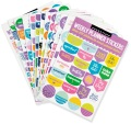 Product Essentials Weekly Planner Stickers: Set of 575 Stickers