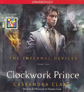 Product Clockwork Prince
