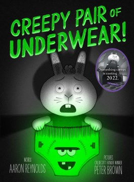 Product Creepy Pair of Underwear!